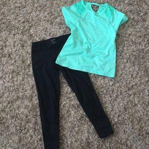Girls Champion outfit size xs